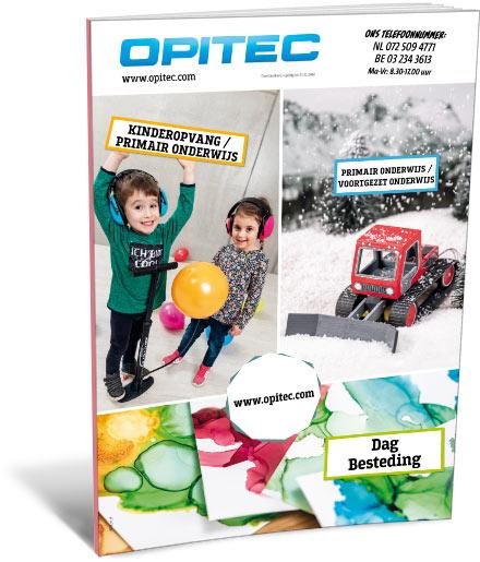 School brochure - Aanbiedingen voor scholen & Co.