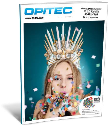 School brochure - Creatieve ideeën voor carnaval & Co.!